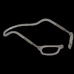 leesbril magneetbril classic transparant
