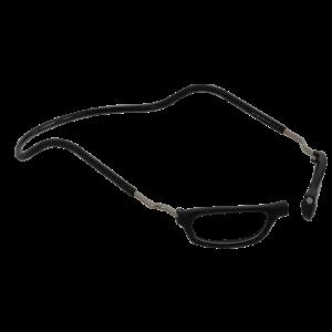 leesbril magneetbril classic XL zwart