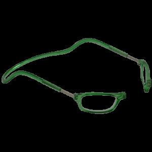 leesbril magneetbril classic groen