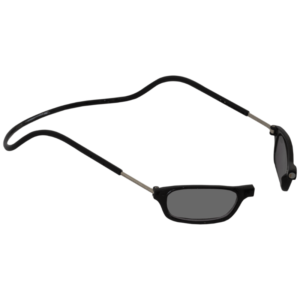 leesbril magneetbril zonnebril zwart