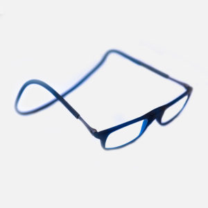 Magneetbril Flexibele Rechthoekig Blauw
