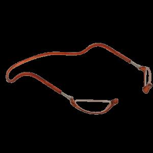 magneetbril half maantje oranje